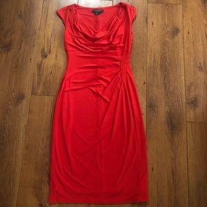 Lauren Ralph Lauren orange dress - 4